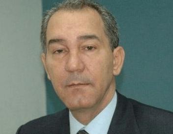 Franklin García Fermín, rector de la UASD