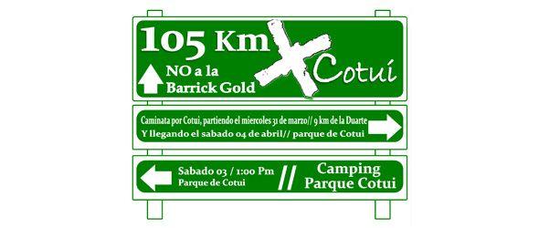 105 km// 24 Hrs (Un paso por cotui).
