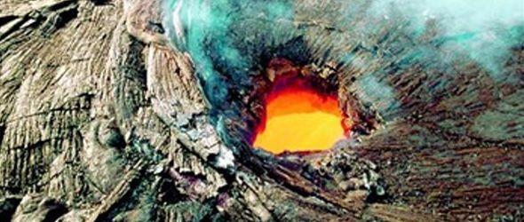 El agua que está a altas temperaturas se encuentra, por lo general, en zonas de actividad volcánica reciente.