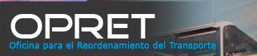 La Oficina para el Reordenamiento del Transporte (OPRET)