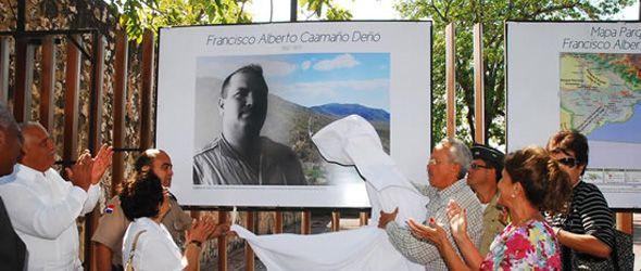 Medio Ambiente expone fotografías del parque Francis Caamaño