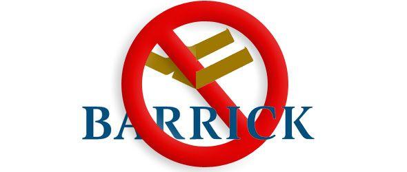 El NO a la instalación de la Barrick en la RD