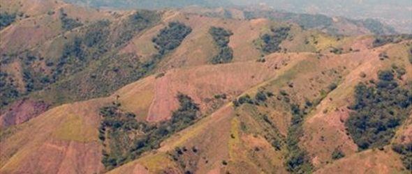 Grupo ecologista denuncia extracción tierra de cordillera