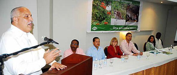 Medio Ambiente organiza taller para la mitigación de las especies exóticas invasoras
