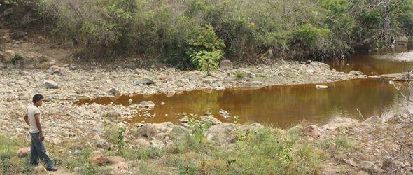 El Río San Sebastán