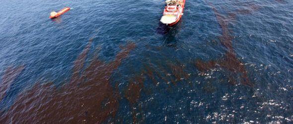 El derrame de hidrocarburos es uno de los más dañinos.