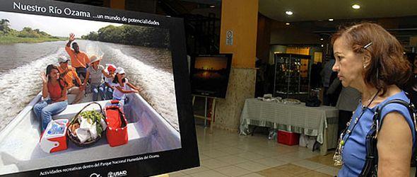 """Medio Ambiente expone muestra fotográfica """"Río Ozama, un mundo de potencialidades"""""""