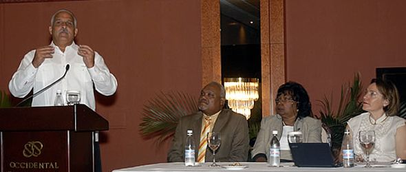 Medio Ambiente y el PNUMA ponen a circular el informe GEO 2010