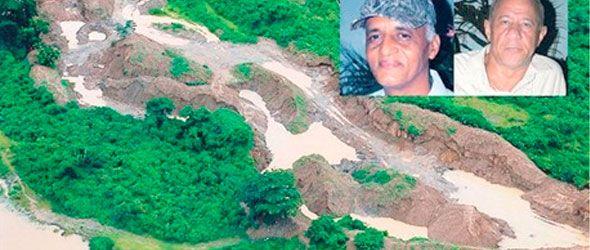 Se nos va el Haina; Depredadores asesinan poco a poco este importante río