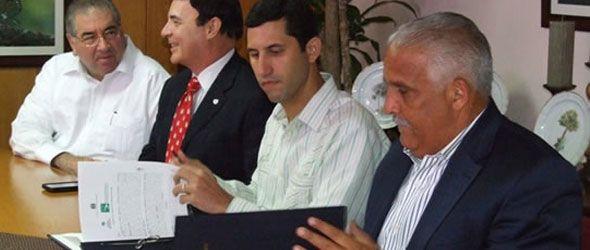 Ministerio Ambiente y Renaepa firman acuerdo institucional