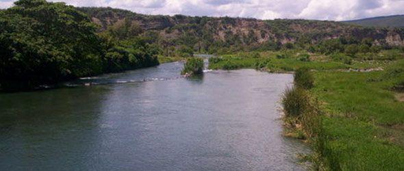 Denuncian envenenan río Yaque del Sur