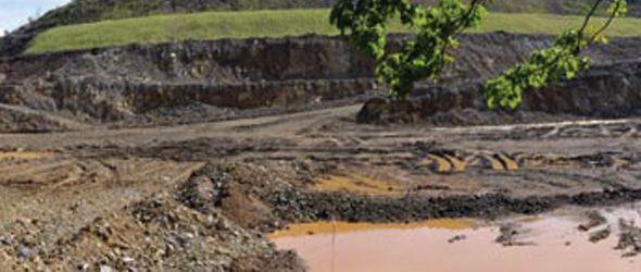 Explotación en Falconbridge daña montañas Bonao y La Vega