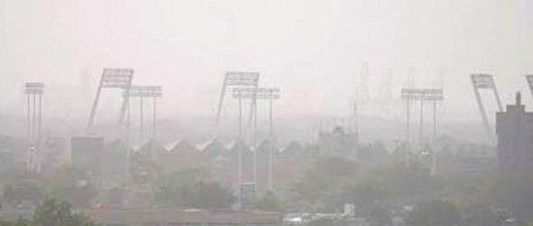 El país carece de estudios sobre polvo de Sahara pese a sus efectos