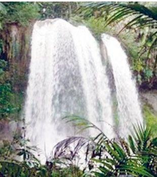 Medio Ambiente descubre salto de agua Hato Mayor