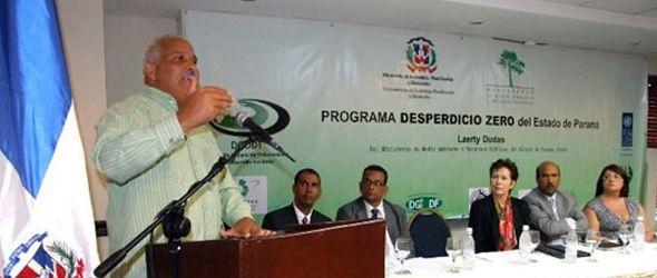 Ministerio Ambiente auspicia taller sobre Desperdicio Cero