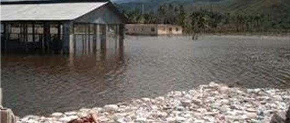 Afirma baja caudal agua zonas del lago Enriquillo