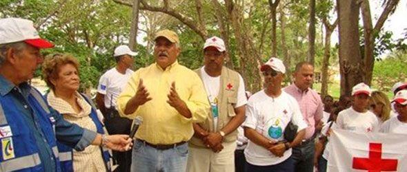 El Ministerio de Medio Ambiente y Recursos Naturales creó el Bosque de la Cruz Roja Dominicana y la Media Luna en ocasión celebrarse  el hoy Día Mundial de la Cruz Roja.