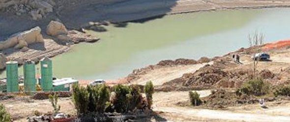 La Barrick da seguimiento a peligro de inundación de presa