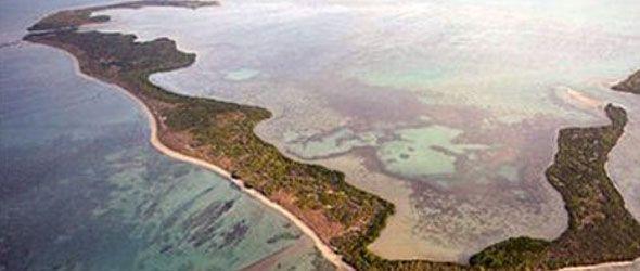 """La minería de corales """"provoca el hundimiento de islotes"""" en el Índico"""