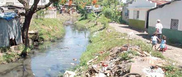 El río Camú pierde el 80 por ciento de su caudal