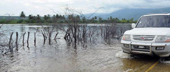 Expertos revelan Lago Enriquillo se duplicó en 7 años