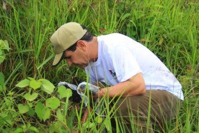 Visita ecológica del grupo Bon por Loma Quita Espuela