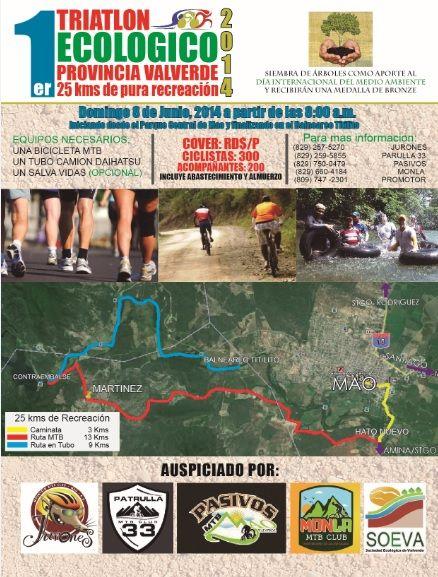 Triatlon Ecologico de Valverde2