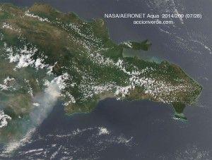 Fuego en valle nuevo al 28 de julio