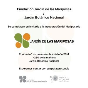 Invitacion_Inauguracion_Mariposario_Jardin_Botanico_Nacional