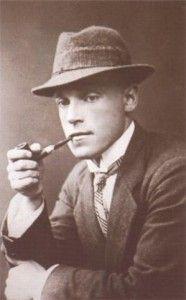 Erik L. Ekman luego de obtener su doctorado en 1914