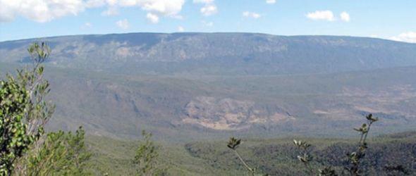 El Parque Nacional Sierra de Bahoruco es el ecosistema más importante para las aves endémicas de nuestra isla.