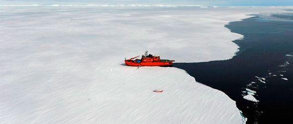 La Antártida oculta lagos subterráneos salinos con signos de vida microbiana