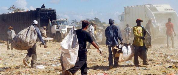Consideran crítica la situación de residuos sólidos en República Dominicana