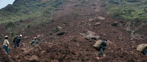 Campesinos dicen pierden capacidad productiva de sus tierras por explotación minera