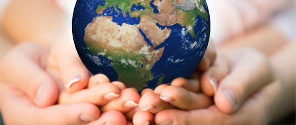 22 de abril, día mundial de nuestro planeta tierra.
