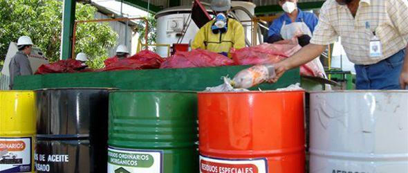 Ministerios Medio Ambiente y Turismo inician programa clasificación residuos