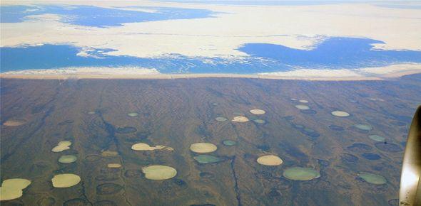 Científicos: el permafrost liberará el carbono en forma gradual