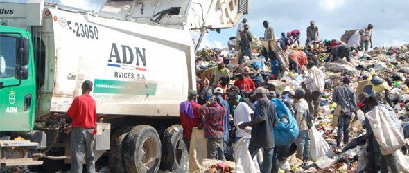 Estudio revela 93% basura Santo Domingo Este es reciclable