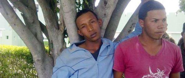 Detienen a dos hombres acusados de provocar incendio en Loma Miranda