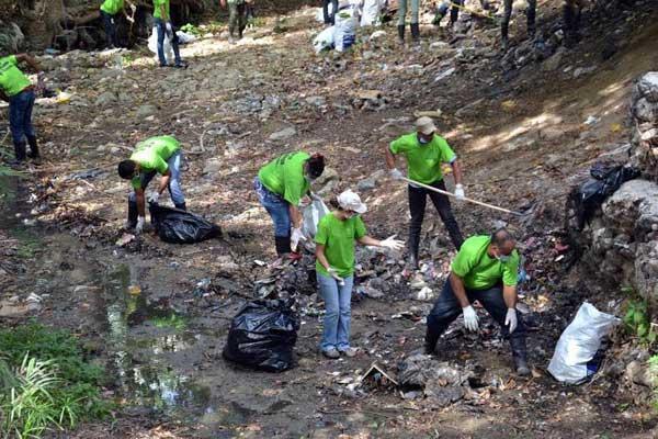 Fundación José Clase inicia saneamiento río Gurabo