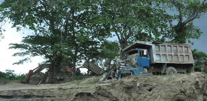 Río Haina, Agoniza
