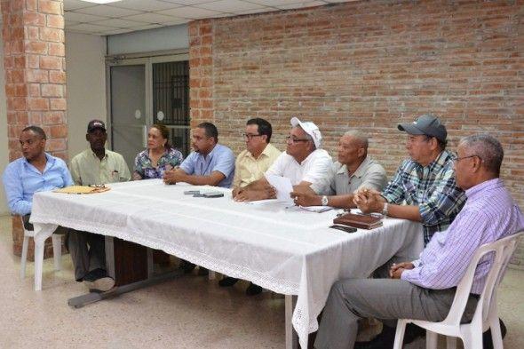 Comité Pro Rescate del Agua denuncia INDRHI incumple trabajos de canales de riego en Peravia y San Cristóbal