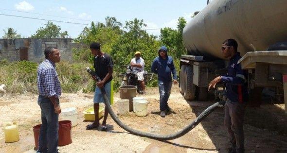"""INAPA: """"La condición de agua en el país continúa delicada"""""""