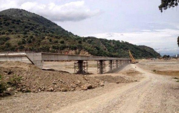 Denuncian grancera daña el río Las Cuevas