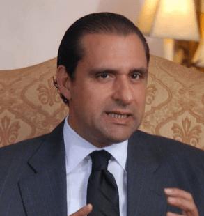 Servio Tulio Castaños Guzmán, presidente ejecutivo FINJUS.