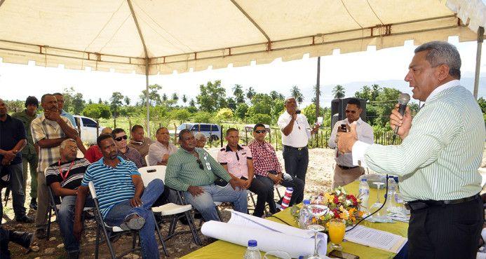 Medio ambiente inicia construcci n de vivero forestal en for Construccion de viveros forestales