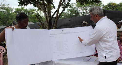 Medio ambiente inicia la construcci n de un vivero for Construccion de viveros forestales