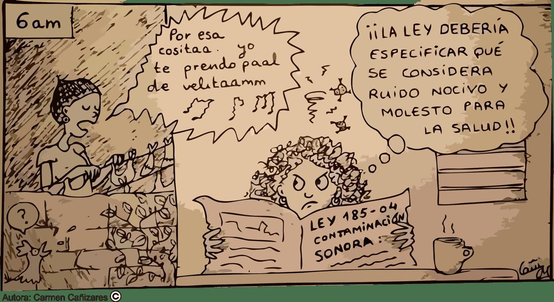 Cañi_Contaminación Sonora