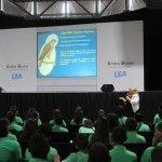 Este pasado 22 de abril 2015, durante nuestra presentación en la IV Feria Semana de la Geografía 2015 del #PlanLea. El futuro de la alimentación. Alimentar el mundo, cuidar al planeta en #Sambil.