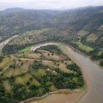 Ministerio de Medio Ambiente suspende la canalización y extracción de agregados del río Haina